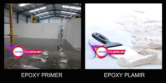 Epoxy Primer dan Epoxy Plamir