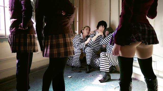 Cosplay chłopaków z Prison School