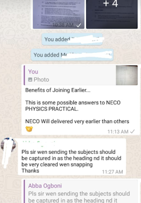 NECO 2021 All Subjects Questions & Answers (Science, Art & Commercial) + Practical is Out