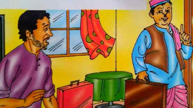 Clever Business Men Story for Child in Hindi