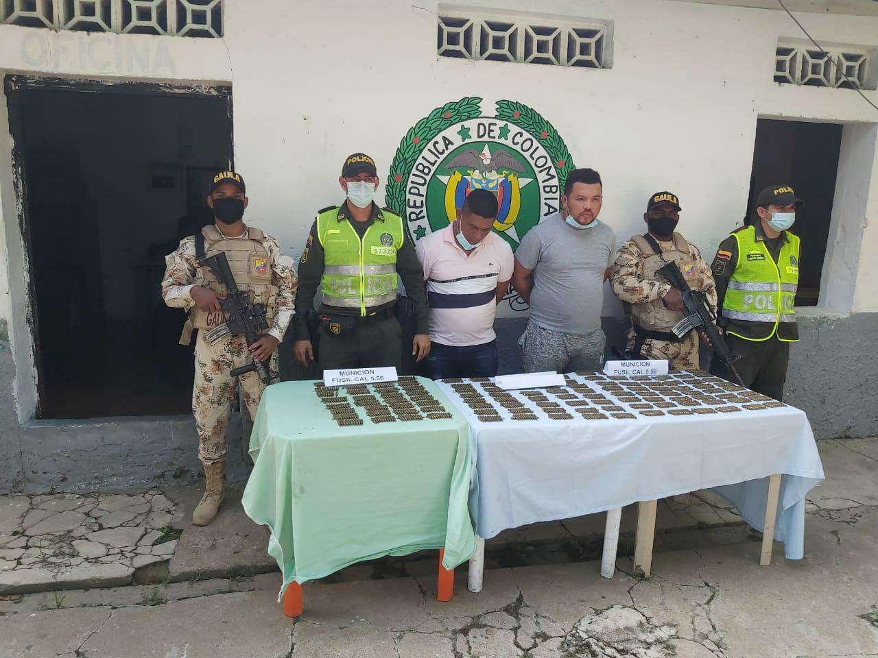 https://www.notasrosas.com/En Mariangola (Cesar), Policía Nacional detiene dos personas que portaban arma de fuego ilegal