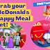 McDonald's: FREE Limited Edition Tumbler When You Buy McDonald's Barbie or Hot Wheels Happy Meal Collector's Set!