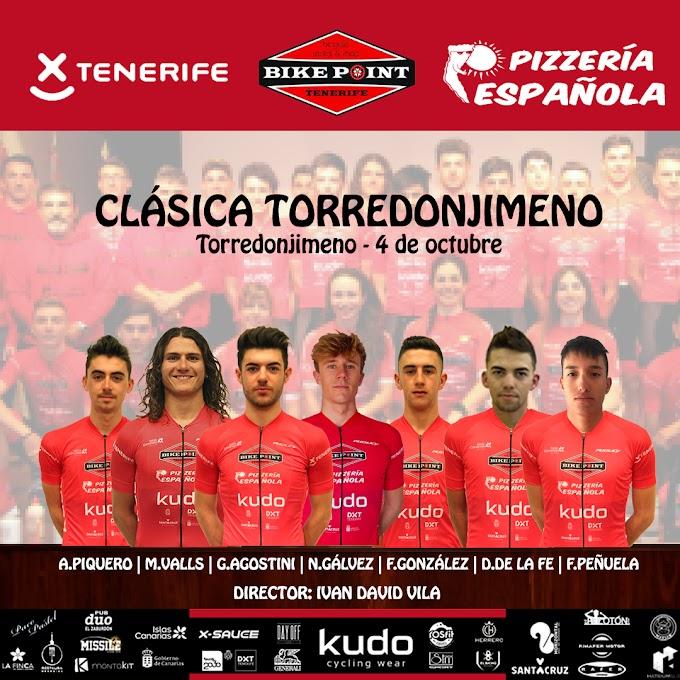 El Tenerife BikePoint Pizzería Española afrontará este fin de semana la Copa de España