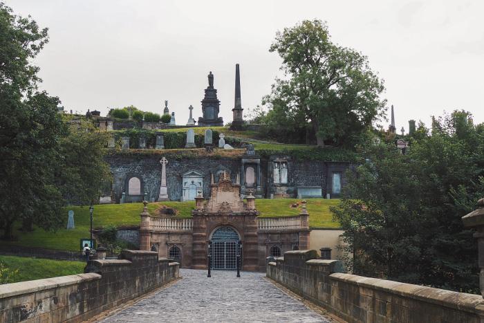 Visite de Glasgow en Ecosse
