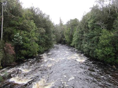 Río Franklin, Tasmania