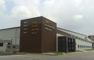 Tuyển công nhân tại công ty NHH S-MAC VINA