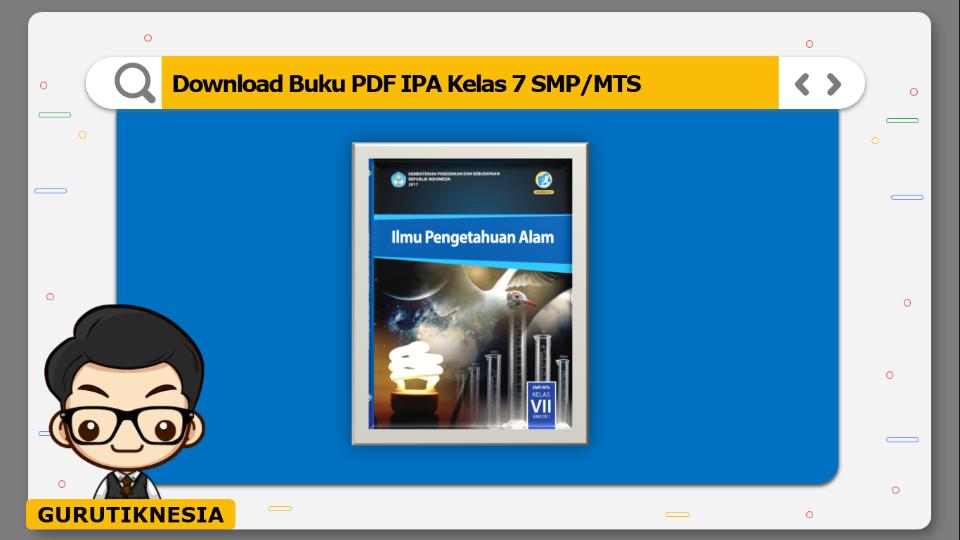 download  buku pdf ipa kelas 7 smp/mts