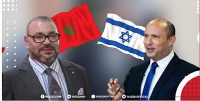 الملك محمد السادس يوجه أول رسالة تهنئة لرئيس الوزراء الإسرائيلي الجديد بمناسبة توليه مهامه