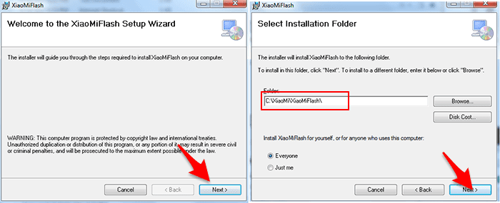 How to Flash Xiaomi ROM using Mi Flash Tools - iBlogWiki