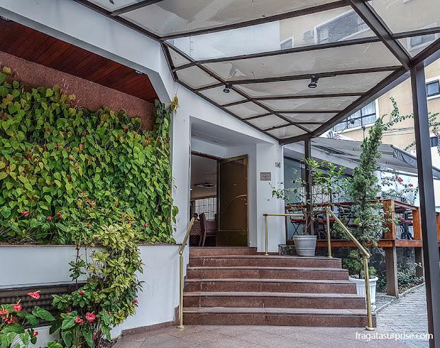 Hotel Mercure São Paulo Alamedas