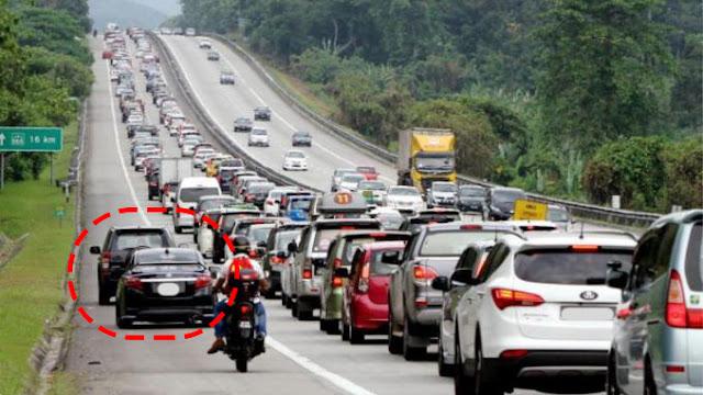 Nampak Kesalahan Trafik, Guna Emel Template Ini Untuk Buat Laporan