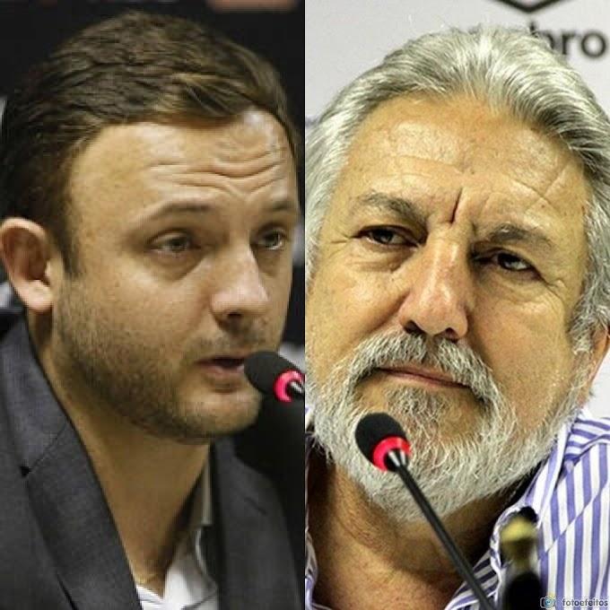 Após fechar as contratações de Parede e Carlinhos, Zé Luis e Mazzuco mapeiam o mercado em busca de outros reforços