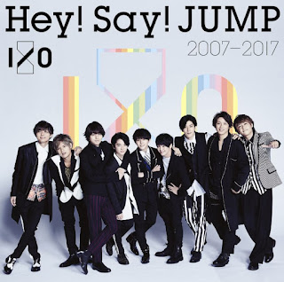 hey-say-jump-2007-2017-io歌詞