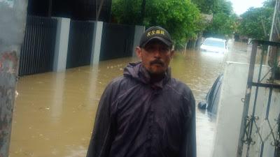 Banjir di Awal Tahun Baru 2020, Bekasi dan Sekitarnya Di Rendam Air