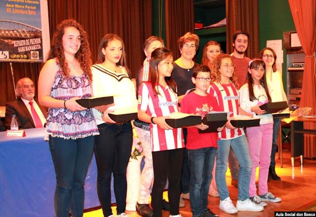 Premios del concurso José María Portell