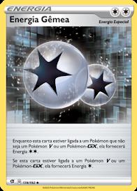 TCG Energia Gêmea RCL