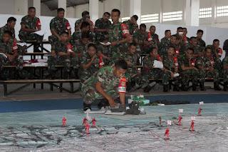 Tactical Floor Game