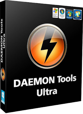 DAEMON Tools Ultra 4