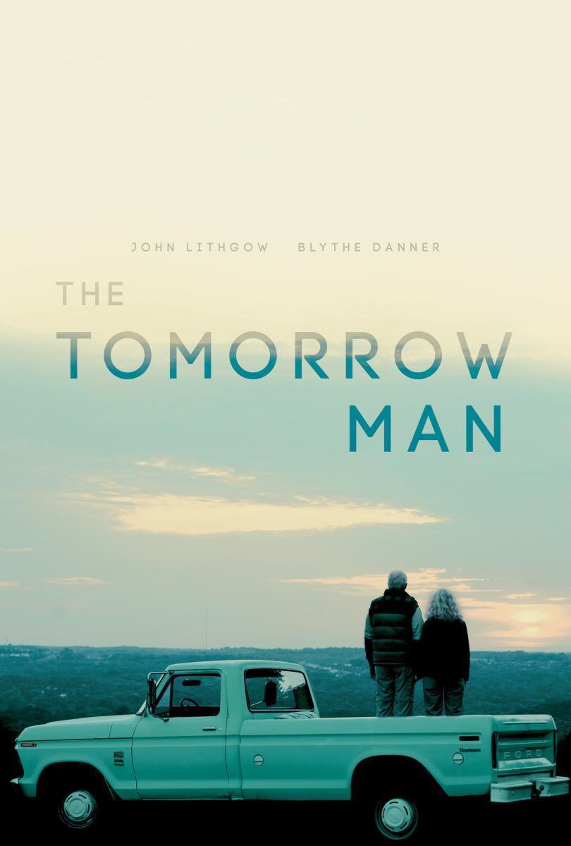 The Tomorrow Man [2019] [DVDR] [NTSC] [Latino] [Menú Editado
