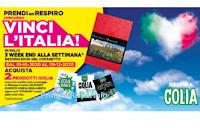 """Concorso """"Golia 2020"""" : vinci 30 Cofanetti Boscolo """"Percorsi e Dintorni"""" (valore 199 euro)"""