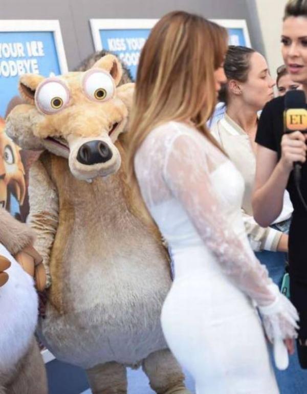 esquilo era do gelo
