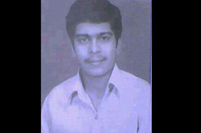 Shankar Nag in young