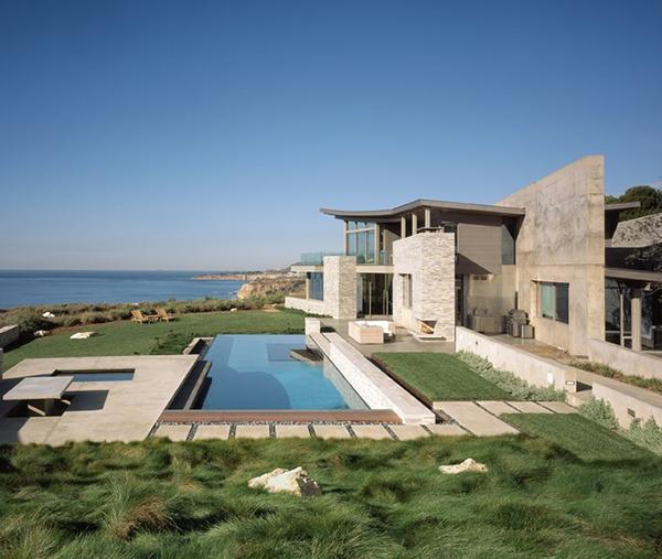 House Plan Designs: Roof Design Beach House Plan