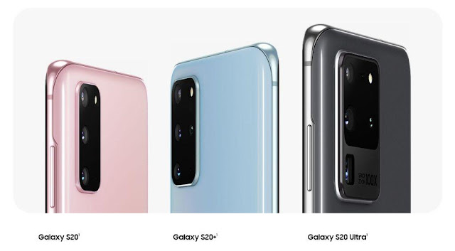 Rangkuman Acara Samsung Galaxy Unpacked 2020 - Apa saja yang baru?