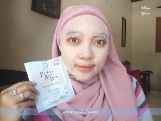 masker untuk melembapkan kulit
