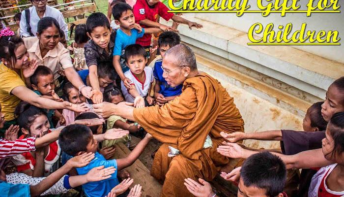 बच्चों के लिए खरीदने के लिए सर्वश्रेष्ठ चैरिटी उपहार - Greets4All