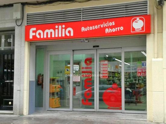 buongiorno A Coruna - Supermercati Familia