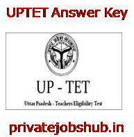 UPTET Answer Key