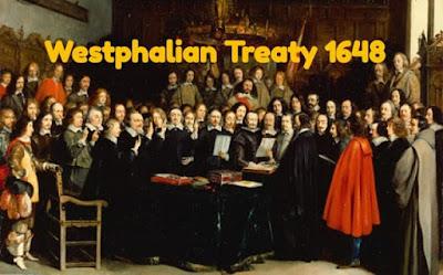 Sejarah Perjanjian Westphalia