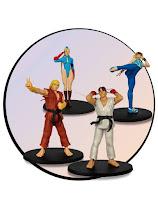 figuras coleccion altaya street fighter