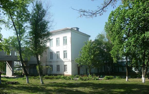 Олексієво-Дружківка. Школа-інтернат