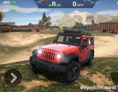 Ultimate Offroad Simulator v1.2.1 Para Hileli Apk İndir
