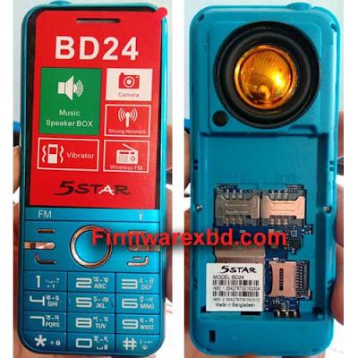 5Star BD24 Flash File