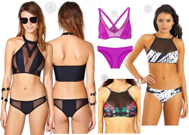 3e3035748b5a9 Maaji Women's Mystic Paths Bikini Top 3. Mara Hoffman Women's Cami  Underwire Bikini Top 4. Coco Rave Geo-Print Bustier Bikini Top 5.