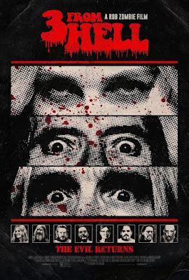 Three From Hell [2019] [DVD [R1] [NTSC] [Latino]