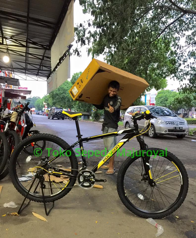 Toko Sepeda Online Majuroyal Daftar Harga Sepeda Polygon