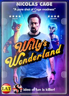 Willy's Wonderland (2021) FULL HD 1080P LATINO/INGLES