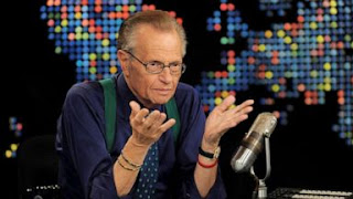 larry king died of covid وفاة لاري كينج