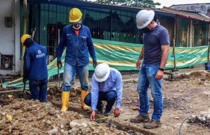 Comenzó renovación de redes de acueducto en el barrio Popular de Villavicencio