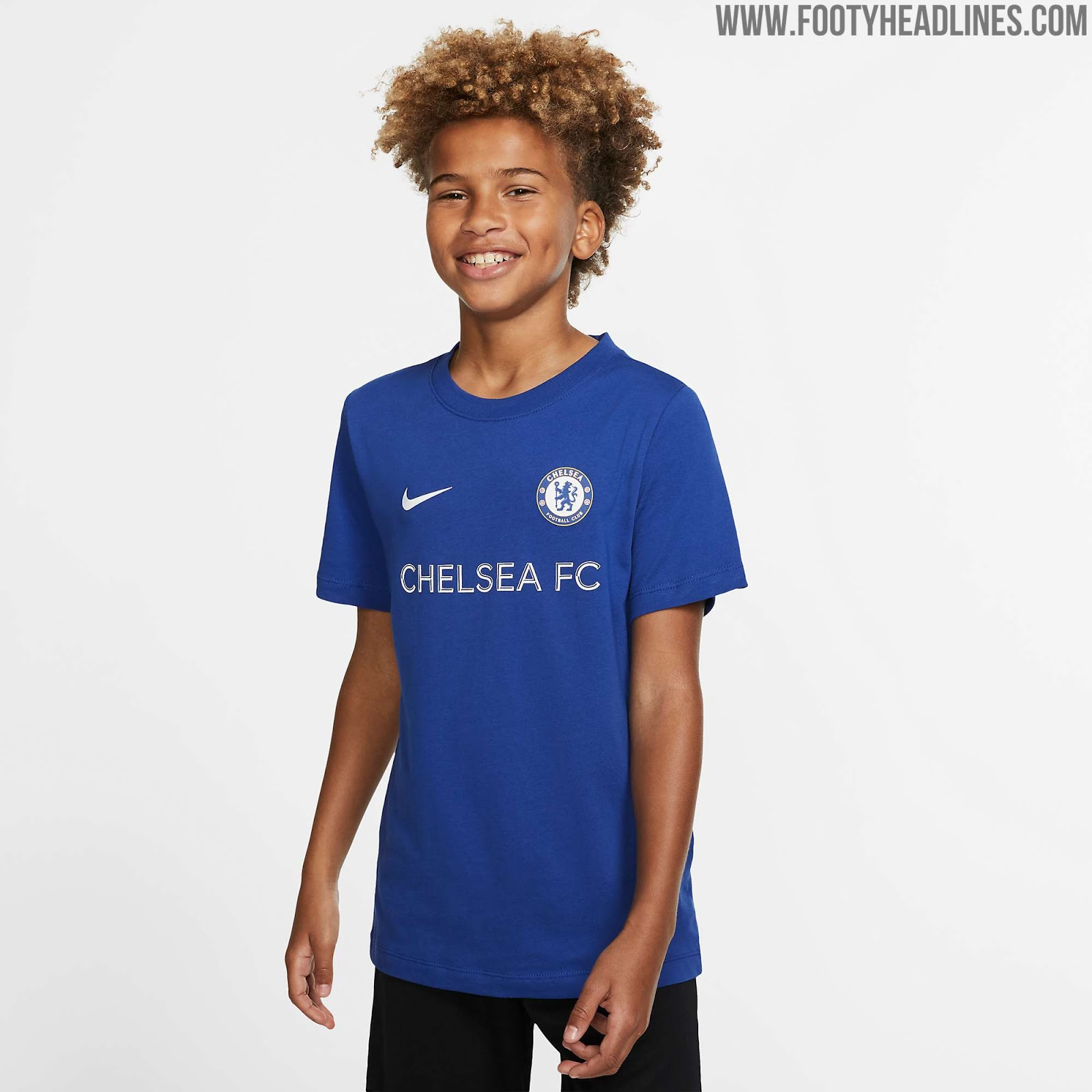 Chelsea Fc Latest News: Cheap Nike 19-20 Home Kit T-Shirts Released