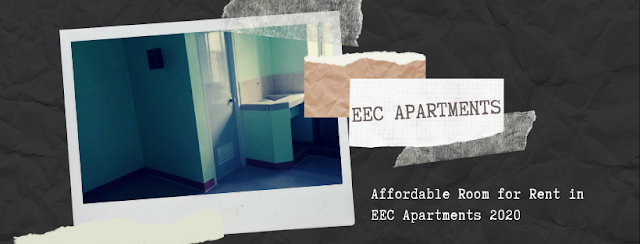 EEC Apartments can help your problems. There is an affordable, safe, clean and presentable room located at EEC Apartments.