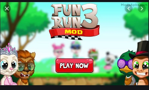 Fun Run 3d: Multiplayer Apk+Data Free on Android Game Download