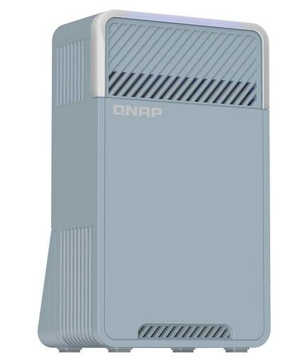 QNAP QMiro-201W WiFi Mesh Tri-Band Home Router