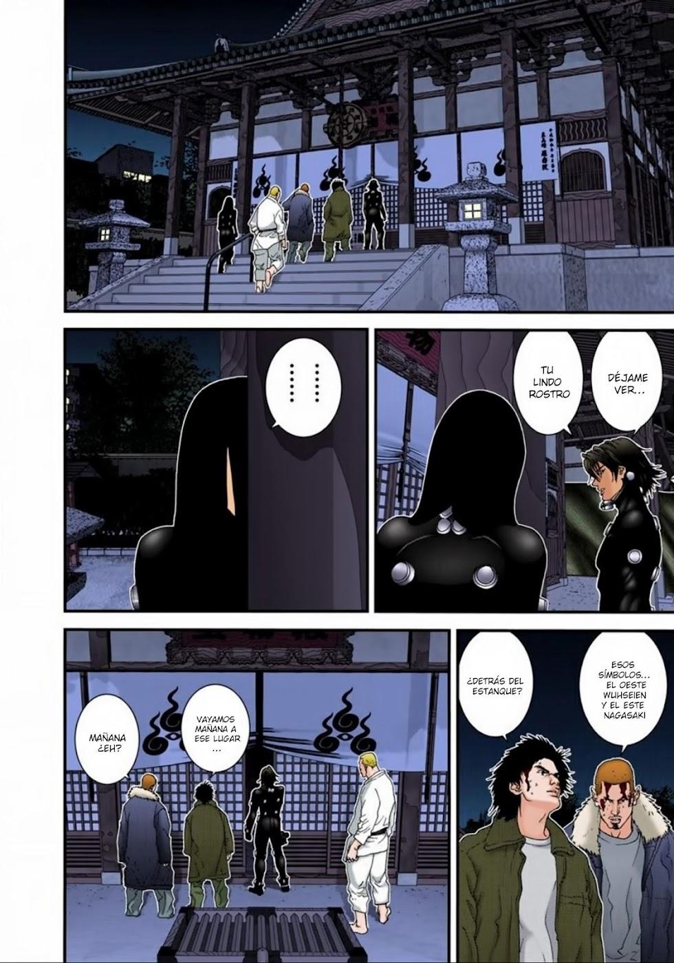 Gantz Chap 74: Matanza trang 14