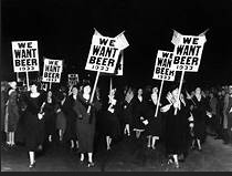 Prohibition Era Protests