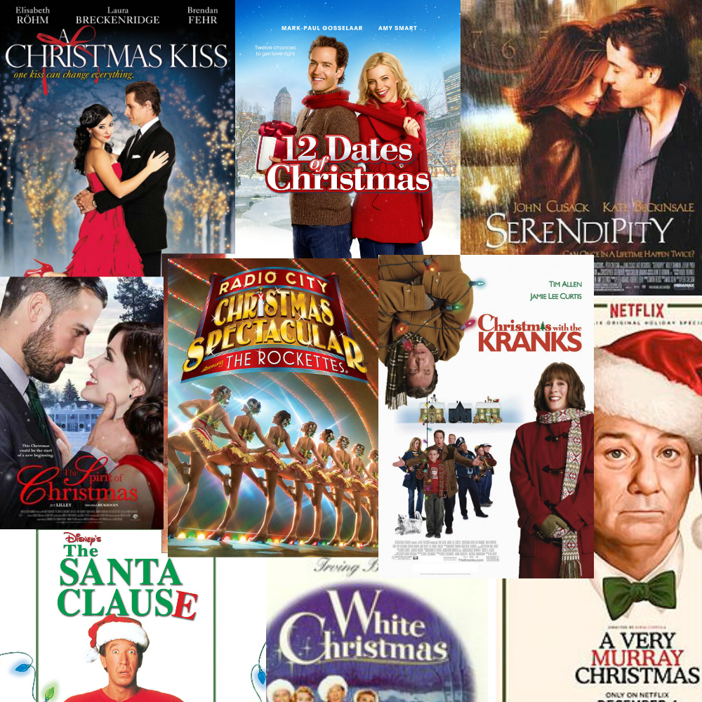 Top 10 Christmas Movies on Netflix | Modern Mollie | New York City ...